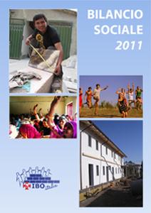 Copertina Bilancio Sociale 2011