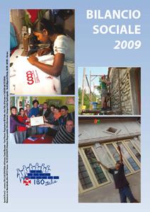 Copertina Bilancio Sociale2009