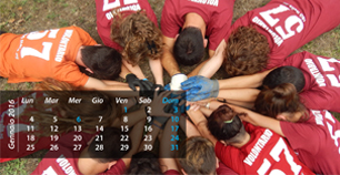 calendario solidale IBO ITALIA